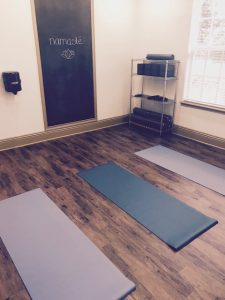 Bel Aire Yoga Room