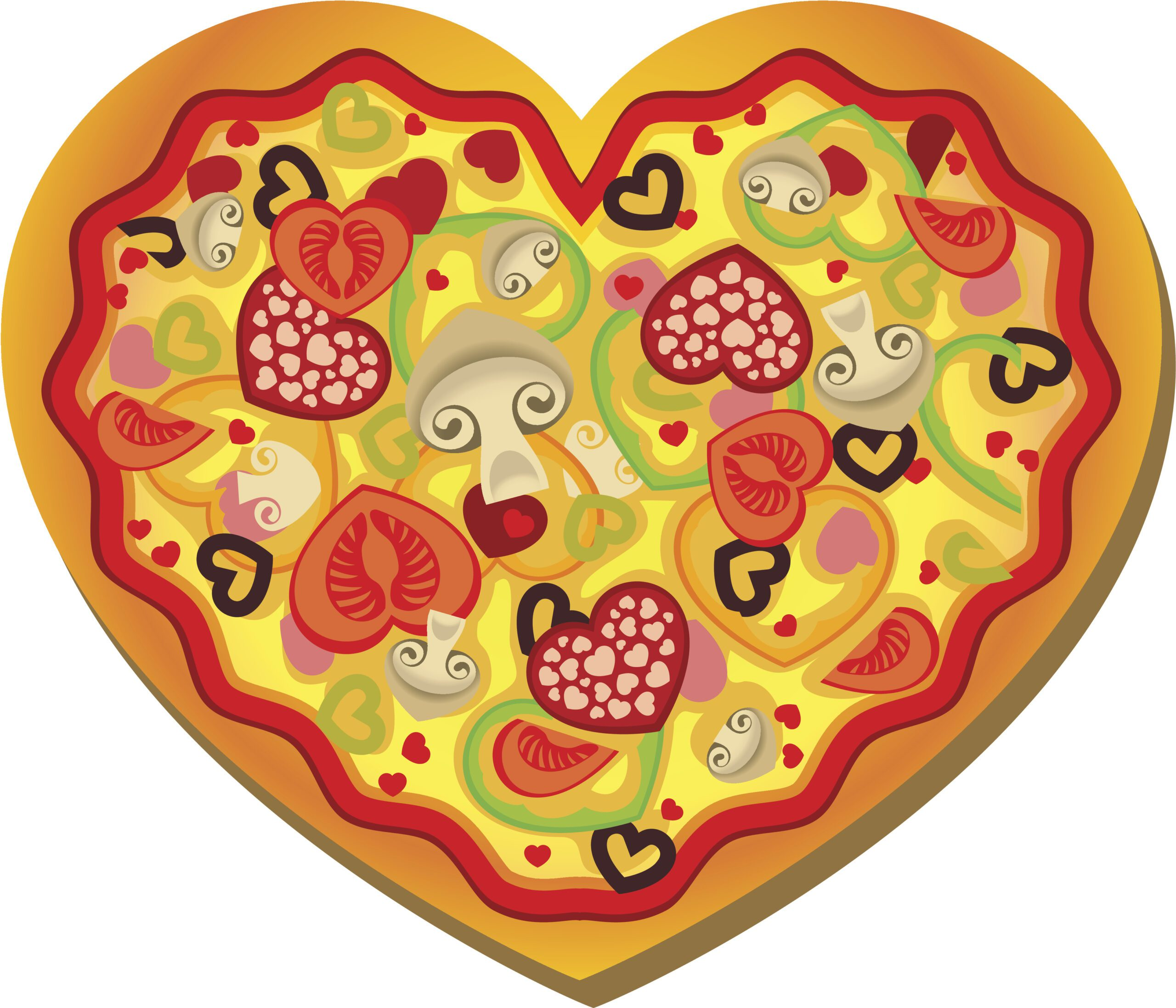 Pizza & Valentines at Bel Aire