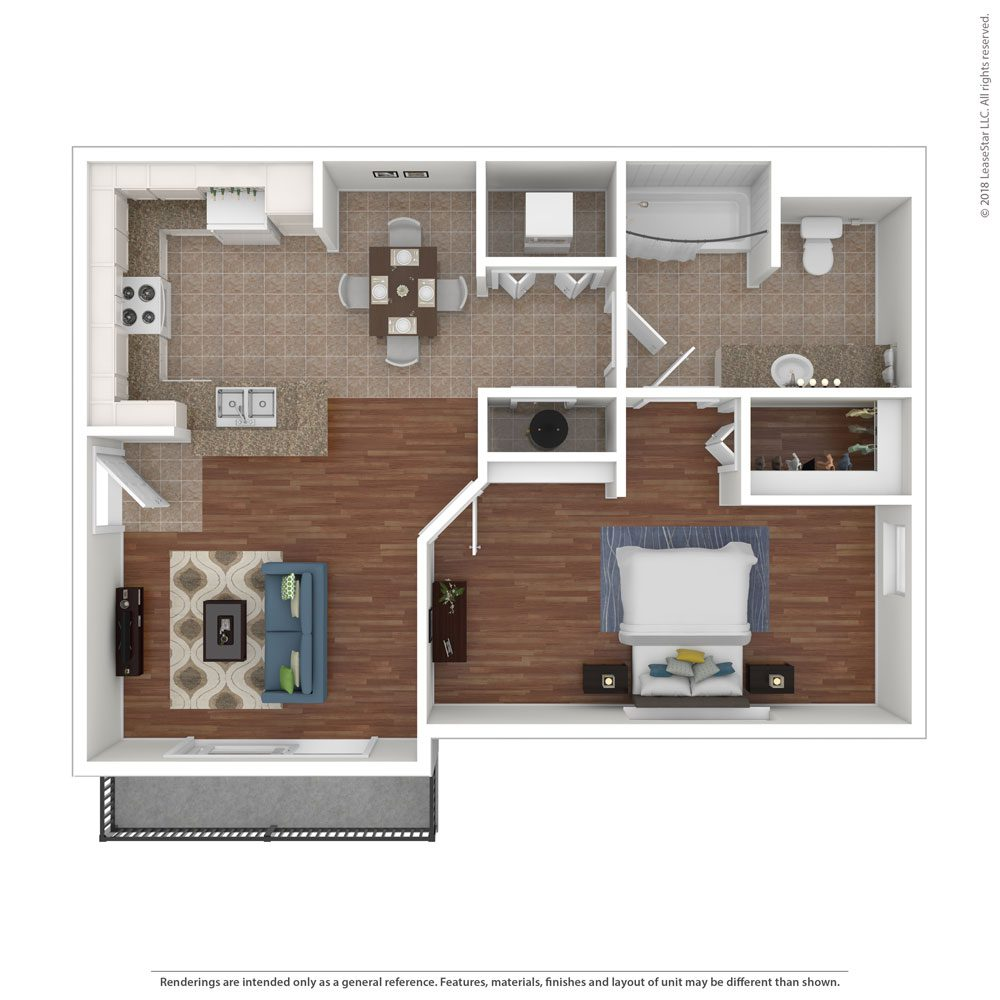 The Venice Floor Plan