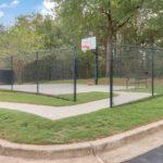 Bel Aire Terrace Basketball court