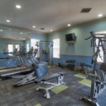 Bel Aire Terrace fitness center
