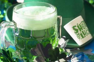 St. Patricks day beer