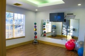 Yoga / Pilates Room